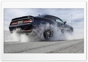 2015 Dodge Challenger SRT Hellcat Ultra HD Wallpaper for 4K UHD Widescreen desktop, tablet & smartphone
