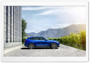 2015 Jaguar F-Pace Car HD Wide Wallpaper for Widescreen