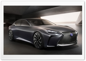 2015 Lexus LF FC Concept HD Wide Wallpaper for Widescreen