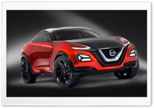 2015 Nissan Gripz Car HD Wide Wallpaper for Widescreen