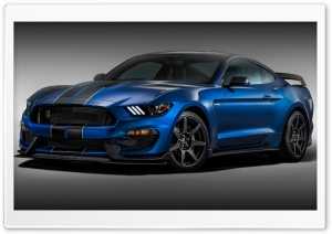 2016 Ford Mustang Shelby GT350 HD Wide Wallpaper for Widescreen