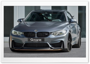2016 G-Power BMW M4 GTS F82 HD Wide Wallpaper for Widescreen