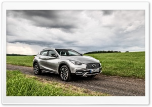 2016 Infiniti QX30 2.2d HD Wide Wallpaper for 4K UHD Widescreen desktop & smartphone