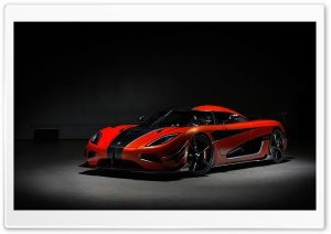 2016 Koenigsegg Agera Final One Of One Ultra HD Wallpaper for 4K UHD Widescreen desktop, tablet & smartphone
