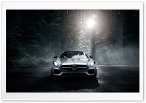 2016 Mercedes-Benz AMG GT S HD Wide Wallpaper for Widescreen