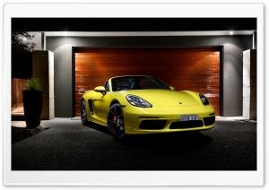 2016 Porsche Boxster Ultra HD Wallpaper for 4K UHD Widescreen desktop, tablet & smartphone