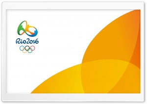 2016 Summer Olympics HD Wide Wallpaper for Widescreen