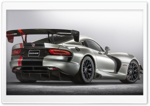 2016 Viper ACR HD Wide Wallpaper for Widescreen