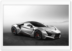 2016 W Motors Fenyr SuperSport HD Wide Wallpaper for Widescreen
