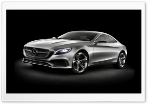 2017 Mercedes Benz S Class HD Wide Wallpaper for Widescreen