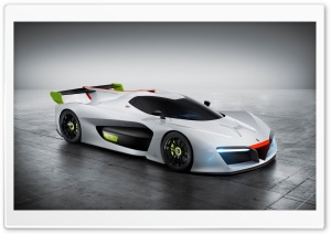 2017 Pininfarina H2 Speed HD Wide Wallpaper for Widescreen