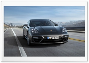 2017 Porsche Panamera HD Wide Wallpaper for Widescreen