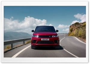2017 Range Rover Sport Autobiography HD Wide Wallpaper for 4K UHD Widescreen desktop & smartphone