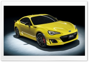 2017 Subaru BRZ HD Wide Wallpaper for Widescreen