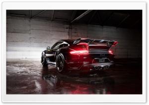 2017 Techart Porsche 911 Turbo GT Street HD Wide Wallpaper for Widescreen