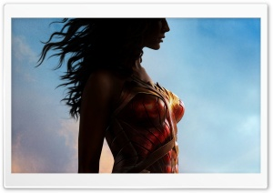 2017 Wonder Woman HD Wide Wallpaper for 4K UHD Widescreen desktop & smartphone