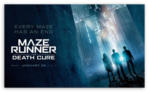 2018 Maze Runner The Death Cure ❤ 4K UHD Wallpaper for Wide 5:3 Widescreen WGA ; 4K UHD 16:9 Ultra High Definition 2160p 1440p 1080p 900p 720p ; Mobile 5:3 16:9 - WGA 2160p 1440p 1080p 900p 720p ;