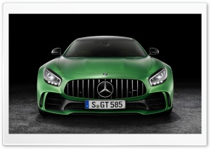2018 Mercedes AMG GT R HD Wide Wallpaper for 4K UHD Widescreen desktop & smartphone