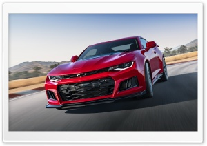 2019 Chevrolet Camaro ZL1 Car Ultra HD Wallpaper for 4K UHD Widescreen desktop, tablet & smartphone