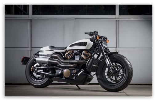 2020 Harley Davidson Motorcycle Custom Concept Ultra Hd