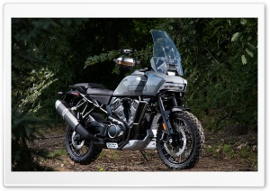 2020 Harley-Davidson Pan America HD Wide Wallpaper for 4K UHD Widescreen desktop & smartphone