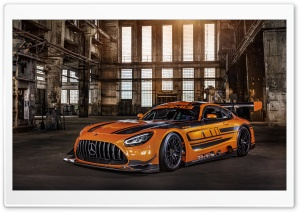 2020 Mercedes-AMG GT3 Ultra HD Wallpaper for 4K UHD Widescreen desktop, tablet & smartphone