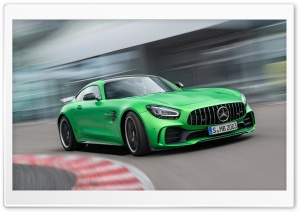 2020 Mercedes-AMG GT R HD Wide Wallpaper for 4K UHD Widescreen desktop & smartphone