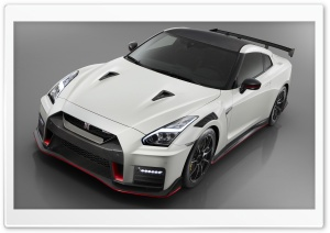 2020 Nissan GT-R Nismo V5 HD Wide Wallpaper for 4K UHD Widescreen desktop & smartphone