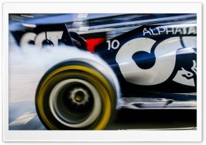 2020 Russian GP - Pierre Gasly AlphaTauri Ultra HD Wallpaper for 4K UHD Widescreen desktop, tablet & smartphone