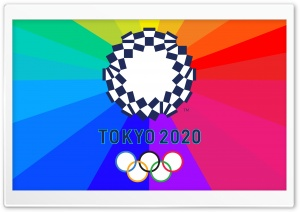 2020 Tokyo Summer Olympics Ultra HD Wallpaper for 4K UHD Widescreen desktop, tablet & smartphone