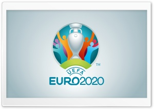 2020 UEFA European Football Championship Background HD Wide Wallpaper for 4K UHD Widescreen desktop & smartphone
