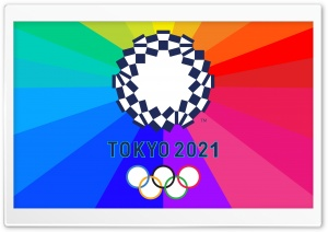 2021 Tokyo Summer Olympics Ultra HD Wallpaper for 4K UHD Widescreen desktop, tablet & smartphone