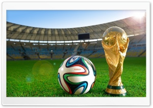 20th FIFA World Cup HD Wide Wallpaper for 4K UHD Widescreen desktop & smartphone