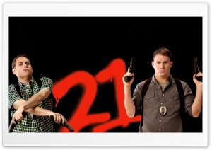 21 Jump Street HD Wide Wallpaper for Widescreen