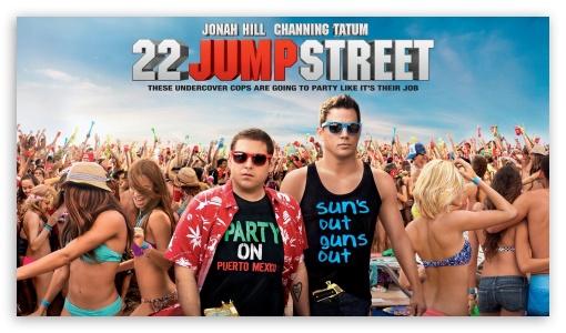 22 Jump Street FULLHD HD wallpaper for HD 16:9 High Definition WQHD QWXGA 1080p 900p 720p QHD nHD ;
