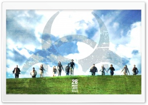 28 Weeks Later HD Wide Wallpaper for Widescreen