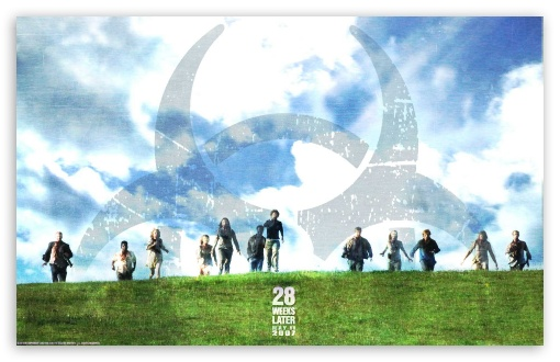 28 Weeks Later HD wallpaper for Wide 16:10 5:3 Widescreen WHXGA WQXGA WUXGA WXGA WGA ; HD 16:9 High Definition WQHD QWXGA 1080p 900p 720p QHD nHD ; Mobile 5:3 16:9 - WGA WQHD QWXGA 1080p 900p 720p QHD nHD ;