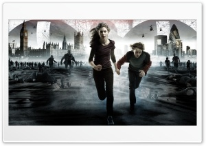 28 Weeks Later Fanart 1 HD Wide Wallpaper for Widescreen