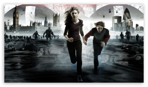 28 Weeks Later Fanart 1 HD wallpaper for HD 16:9 High Definition WQHD QWXGA 1080p 900p 720p QHD nHD ; Mobile 16:9 - WQHD QWXGA 1080p 900p 720p QHD nHD ;
