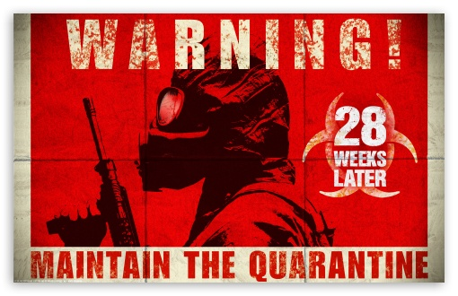 28 Weeks Later Movie UltraHD Wallpaper for Wide 16:10 Widescreen WHXGA WQXGA WUXGA WXGA ; Standard 4:3 3:2 Fullscreen UXGA XGA SVGA DVGA HVGA HQVGA ( Apple PowerBook G4 iPhone 4 3G 3GS iPod Touch ) ; iPad 1/2/Mini ; Mobile 4:3 3:2 - UXGA XGA SVGA DVGA HVGA HQVGA ( Apple PowerBook G4 iPhone 4 3G 3GS iPod Touch ) ;