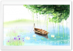 2D Digital Art 71 HD Wide Wallpaper for Widescreen