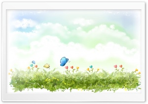 2D Digital Art 86 HD Wide Wallpaper for Widescreen