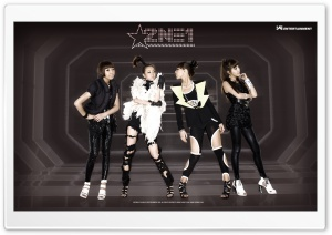 2NE1 HD Wide Wallpaper for 4K UHD Widescreen desktop & smartphone