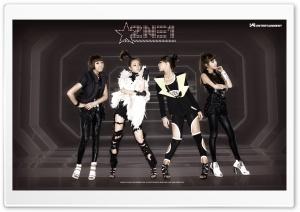 2NE1 Ultra HD Wallpaper for 4K UHD Widescreen desktop, tablet & smartphone