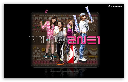2NE1 Birthday HD wallpaper for Wide 16:10 5:3 Widescreen WHXGA WQXGA WUXGA WXGA WGA ; Standard 3:2 Fullscreen DVGA HVGA HQVGA devices ( Apple PowerBook G4 iPhone 4 3G 3GS iPod Touch ) ; Mobile 5:3 3:2 16:9 - WGA DVGA HVGA HQVGA devices ( Apple PowerBook G4 iPhone 4 3G 3GS iPod Touch ) WQHD QWXGA 1080p 900p 720p QHD nHD ;