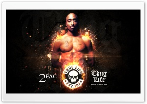 2Pac - HD HD Wide Wallpaper for Widescreen