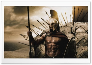 300 Leonidas HD Wide Wallpaper for Widescreen