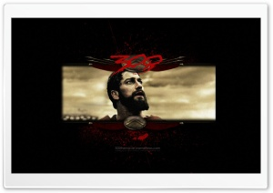 300 Movie I HD Wide Wallpaper for Widescreen