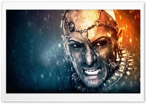 300 Rise of an Empire Xerxes HD Wide Wallpaper for Widescreen