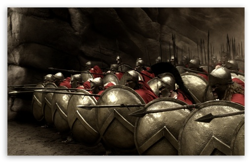 300 Spartans HD wallpaper for Wide 16:10 Widescreen WHXGA WQXGA WUXGA WXGA ; HD 16:9 High Definition WQHD QWXGA 1080p 900p 720p QHD nHD ; Mobile 16:9 - WQHD QWXGA 1080p 900p 720p QHD nHD ; Dual 5:4 QSXGA SXGA ;
